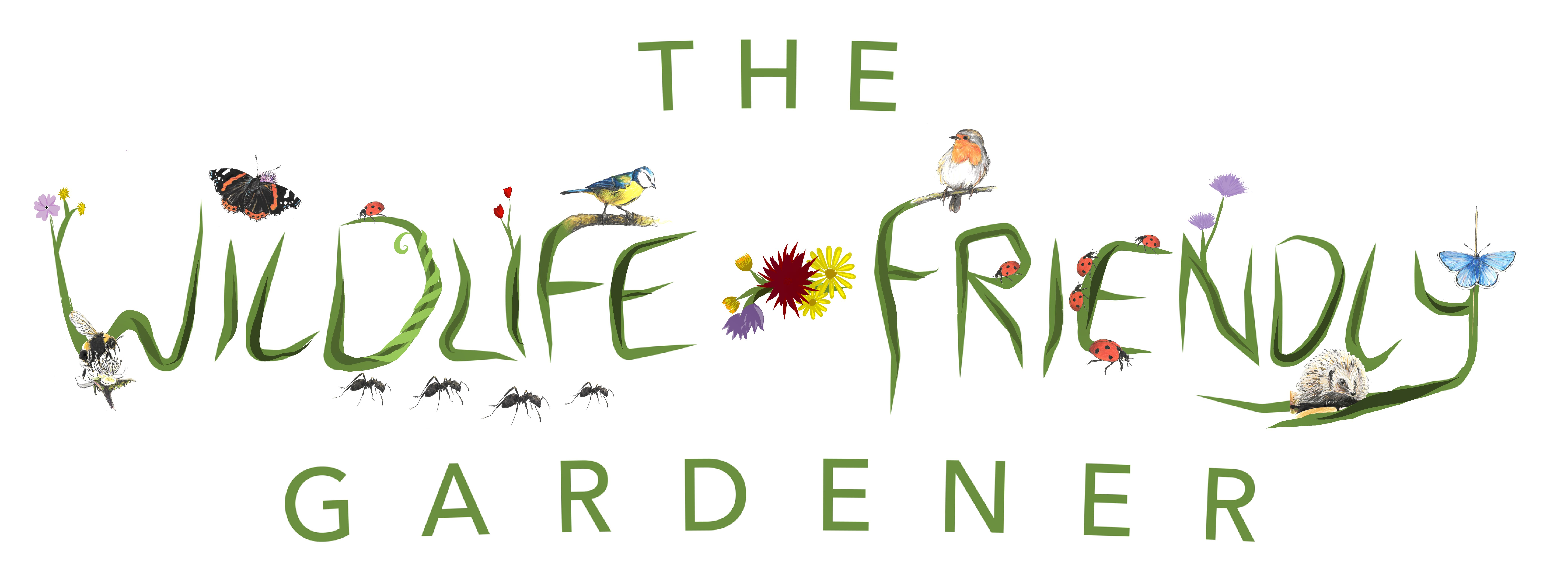 The Wildlife-Friendly Gardener